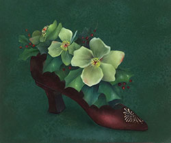 Vintage Shoe Online Class with Jeanne Downing CDA