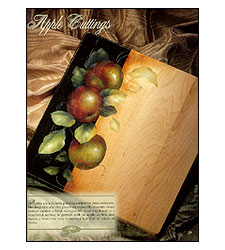 Apple Cuttings from Elegant Beginnings by Jeanne Downing