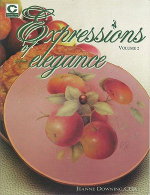Expressions of Elegance, Vol 2 by Jeanne Downing CDA