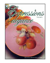 Tart and Sweet from Expressions of Elegance Vol. 2 by Jeanne Downing