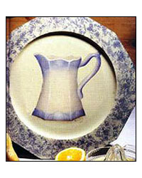 Stoneware from Expressions of Elegance, Vol 2 by Jeanne Downing