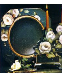 Roses by Candlelight from Expressions of Elegance, Vol 2 by Jeanne Downing
