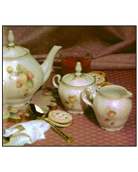 Strawberry Tea from Expressions of Elegance, Vol 2 by Jeanne Downing