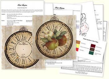 Paint Anytime Design Kit by Jeanne Downing