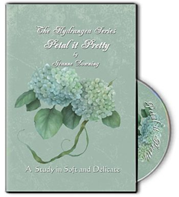Petal It Pretty DVD by Jeanne Downing