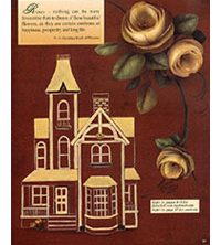 Rose Cottage from Rose Expressions by Jeanne Downing