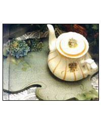 French Country Tea from Set for Elegance by Jeanne Downing