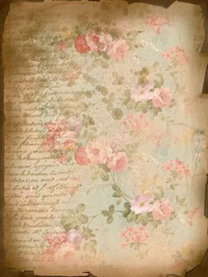 Vintage Papers 5 Background designed by Jeanne Downing