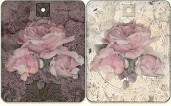 English Roses Gift Tags designed by Jeanne Downing