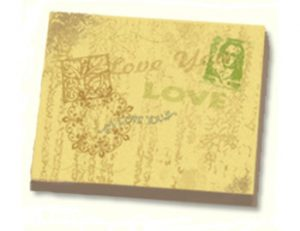 Faded Love Artist Panel designed by Jeanne Downing