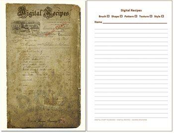 Just the Basics Digital Recipes Booklet