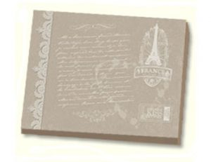 Love Letter Artist Panel designed by Jeanne Downing