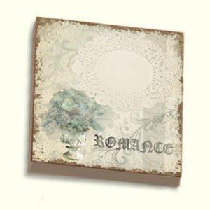 Vintage Romance Hydrangea Artist Panel