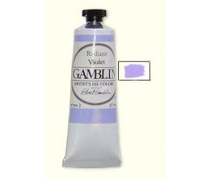 Gamblin Radiant Oil Paint