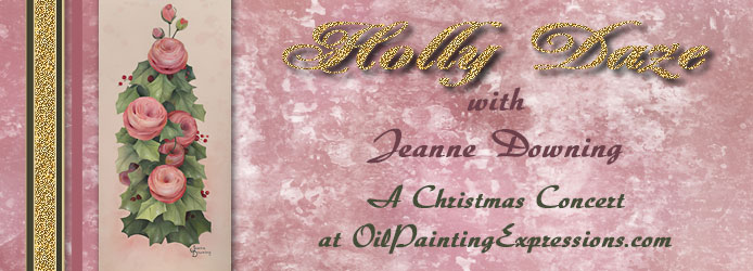 Holly Daze by Jeanne Downing