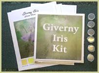 Giverny Iris Kit