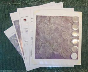 Lacy Shadows Rose Kit