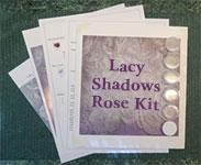 Lacy Shadows Rose