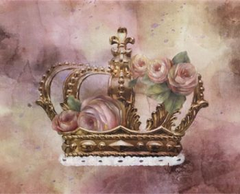 Roses Royale by Jeanne Downing