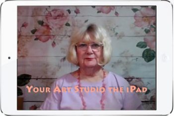 Your Art Studio - the iPad Zoom Class with Jeanne Downing