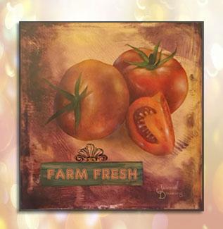 Farm Fresh by Jeanne Downing