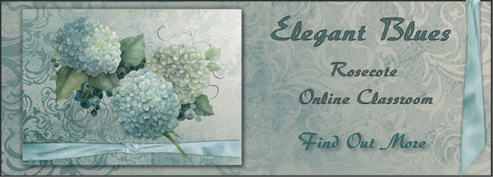 Elegant Blues Online Class with Jeanne Downing